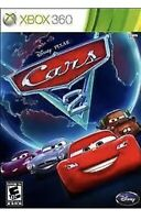 Cars 2 Xbox 360 Kids Game Disney Pixar (Xbox One/series X Compatible)