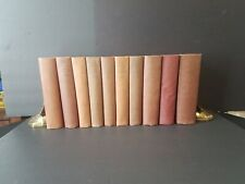 New listing Nazi Conspiracy and Aggression - 10 Volume Set - 1946 1st Edition