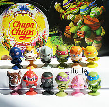 12pcs Teenage Mutant ninja turtles ONLY TOY FROM balls SURPRISE eggs kinder
