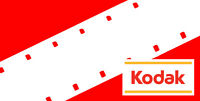 Kodak 16mm Double Perf White / Grey Acetate Film Leader 100 ft (LOWEST PRICE!)