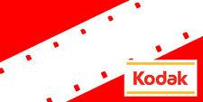 Kodak's 'NEW' 16mm Double Perf White/Grey Film Leader 1000 ft (LOWEST PRICE!)