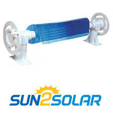 Sun2Solar Above Ground Solar Cover Reel for Swimming Pool up to 24' Wide