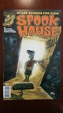 SPOOKHOUSE #1 ALBATROSS FUNNYBOOKS - ERIC POWELL - UNOPENED UNREAD-NM OR BETTER