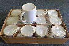 Sublimation Becher Kaffee Tassen weiß 36 Stück 330 ml Fototassen