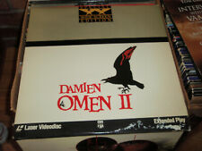 Damien Omen II Laserdisc LD