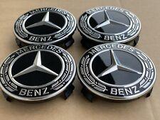 ORIGINAL Mercedes Benz Radnabendeckel Alufelgen deckel Embleme Radkappen