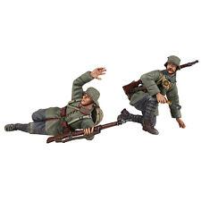 Britains World War 1 23090 1916-1918 German Infantry Prone Signaling & Kneel Mib