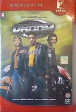 DHOOM YESH RAJ FILMS ORIGINAL BOLLYWOOD 2 DVD SET- Abhshek Bachchan, Uday Chopra