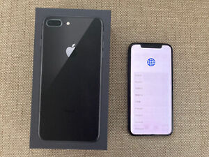 Apple iPhone 8 Plus - 64GB - Space Gray - (AT&T) - Excellent Working Condition