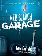 Web Search Garage, , Good Condition, Book