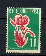 Albania 1961 SG#681 11L Flowers MH #A30938