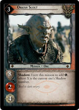LOTR TCG ROS Rise of Saruman Orkish Scout 17r84 NM/MINT a Top Shelf Card