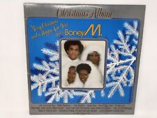 Boney M Christmas Album 1981 Vinyl LP
