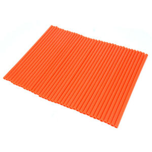 Orange Spokes Wraps Cover Protector Guard Skin For  EXC EXCF XC XCF XCW XCFW