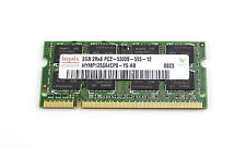 2GB DDR2 Laptop RAM Hynix 667MHz PC2-5300S