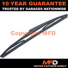 "TOYOTA AURIS HATCHBACK 2006-2013 12"" 305MM REAR WINDOW WINDSCREEN WIPER BLADE"
