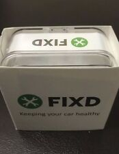 Brand New Fixd OBD-II Active Car Health Monitor