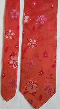 -AUTHENTIQUE cravate cravatte  HUGO BOSS   100% soie  TBEG  vintage
