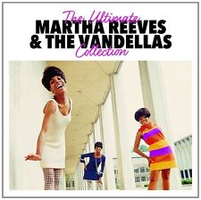 MARTHA REEVES & THE VANDELLAS - THE ULTIMATE COLLECTION  2 CD NEU