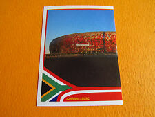 12 STADE JOHANNESBURG SOCCER PANINI FOOTBALL FIFA WORLD CUP 2010 COUPE DU MONDE