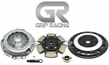 GRIP RACING STAGE 3 CLUTCH KIT For RACING FLYWHEEL 12-15 HONDA CIVIC Si 2.4L K24