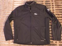 Men at Work tbs Comedy Production Ogio Jacket LG L