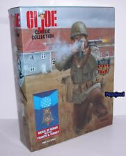 "GI Joe Classic Collection Medal Of Honor Francis Currey 12"" Action Figure 1997"