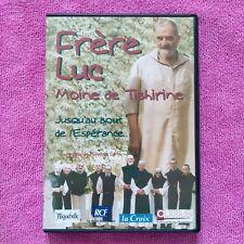 dvd frère Luc moine de Tibhirine