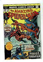 Amazing Spider-man #134, VF 8.0, 2nd Appearance Punisher, Marvel Value Stamp