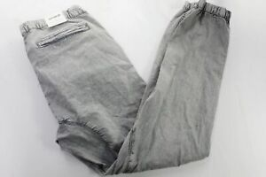 New Cotton On Drake Denim Slim Gray Joggers Pants Jeans 30x28 JA1