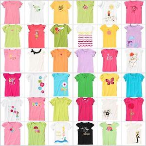 NWT Gymboree Kids Girl Spring/Summer Short Sleeve Tee Top