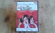 Como nuevo DVD película  ES MÁS FACIL PARA UN CAMELLO... -  Item For Collectors