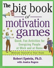 Big Book of Motivation Games: Quick Fun Activities for Energising People at Work