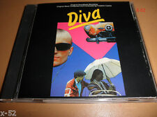 DIVA soundtrack CD ryko VLADIMIR COSMA jean jaques BEINEIX movie SCORE ost RARE