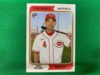 2020 Topps Archives #117 Shogo Akiyama RC Rookie Cincinnati Reds