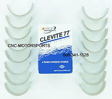 "CLEVITE ""77"" CB1663H Connecting Rod Bearings SB Chevy using 1.889 Honda Journal"