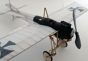 Tony Ray Aero DOVE Model Plane Laser Cut Balsa Kit,Micro Radio Control  w/motor