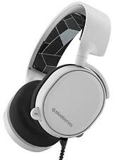 Steelseries Arctis 3 Écouteurs de Jeu Blanc Ste61434
