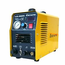 Pilot Arc Lgk 5000pd Air Inverter Plasma Cutter 110v 220v 50a 18 Bonus Tips