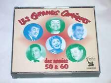 COFFRET 5 CD / GRANDS COMIQUES DES ANNEES 50 & 60 /RARE