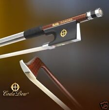 NEW! Coda Bow Violin Bow - Diamond GX - Gold Coda Inlay