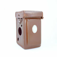 Rolleiflex TLR Leather Case, Planar Xenotar 3.5 E F, EXCELLENT, Fully Working