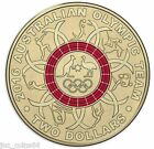 2016 $2 dollar Australian Olympic RED coin in capsule!! from mint bag