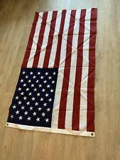 Vintage American 50 Star Flag