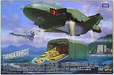 Thunderbird Real Kit 02 Thunderbird No. 2 & 4 Takara Tomy From Japan 977