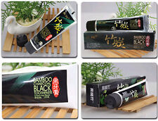 Free shipping Health Oral Care Bamboo Charcoal chocolate-flavored Toothpaste 60g