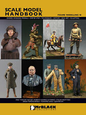Mr. Black Publications MMH-FM18 Scale Model Handbook-Figure Modeling 18