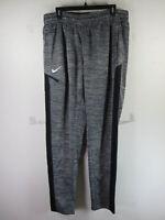 Nike LAB mens black gray AAE 2.0 RARE drifit pants XXLx30 AQ7606 010 EUC