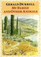 My Family and Other Animals,Gerald Durrell- 9780246132451