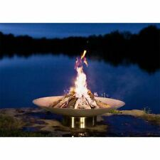"Bella Vita 70.5"" Wood Burning Fire Pit Art"